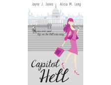 Capitol Hell book cover