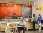 Caribou Coffee in J.C. Penney Prototype