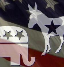 democrat donkey republican elephant