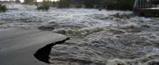 Jay Cooke Park flooding