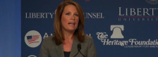 Michele Bachmann at Value Voters