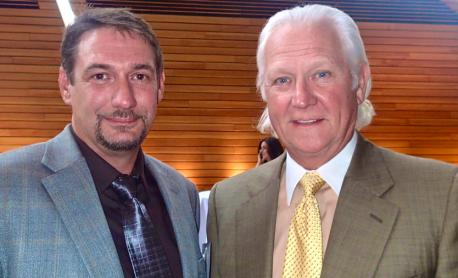 Paul Schmitt and Don Shelby
