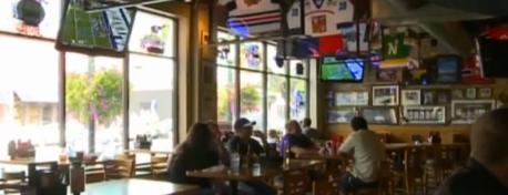 St. Paul bar