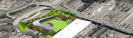 St. Paul Saints new stadium