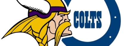 Vikings Colts logo