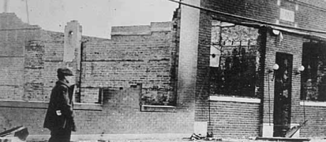 1918 fire