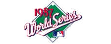 1987 World Series Logo