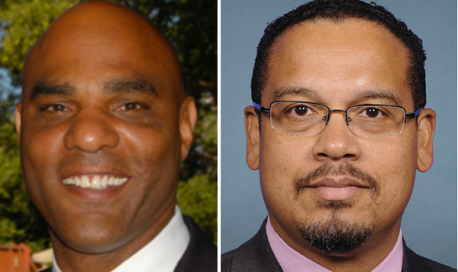 Chris Fields, Keith Ellison