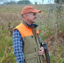 Gov Mark Dayton at the 2nd annual Governor's Pheasant Hunting Opener Saturday