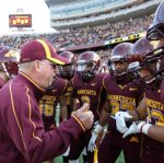 jerry kill gophers v. purdue