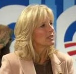 Jill Biden in Minneapolis 10-20-12