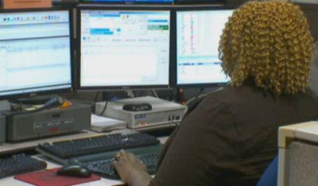 Minneapolis 911 dispatch center
