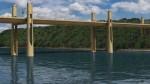 St. Croix River brige rendering