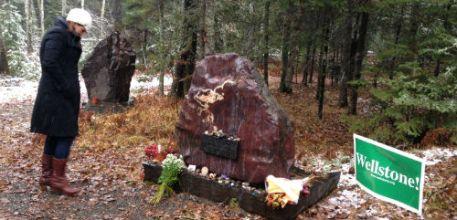 Wellstone memorial
