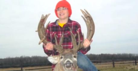 27-point buck