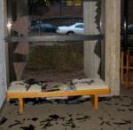 broken window UW Stout