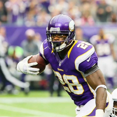Adrian Peterson vs. Arizona
