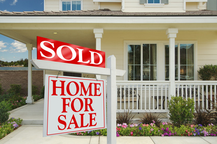 Home Sold Sign Image Home Sales Take a Big Jump