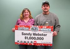 Winona County lottery winners