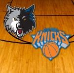 Wolves Knicks Image