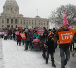 anti abortion rally