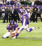 Blair Walsh kicks Vikes into playoffs