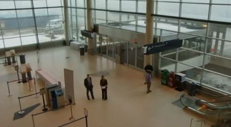 Duluth airport terminal