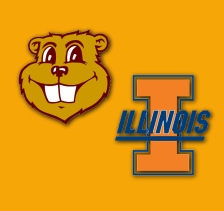 Gophers Illinois logo
