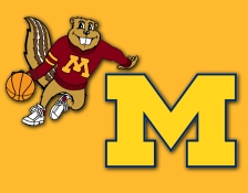gophers wolverings logo