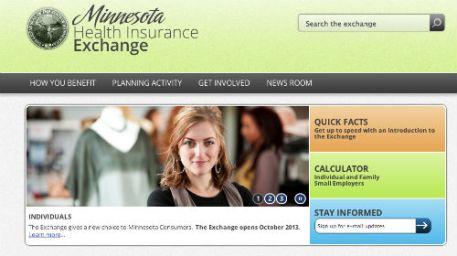 health exchange website