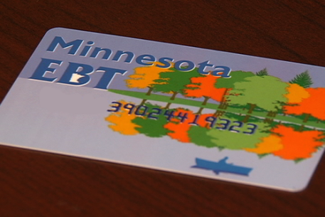 Minnesota food stamps EBT