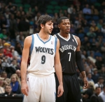 Ricky Rubio David Sherman