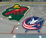 Wild Blue Jackets logo