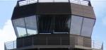 Air traffic control tower St Cloud Airport