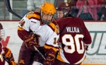Gopher women's hockey WCHA 2-9-13