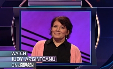 Judy Arginteanu on 'Jeopardy!'