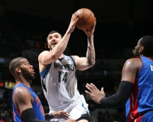 Nikola Pekovic David Sherman