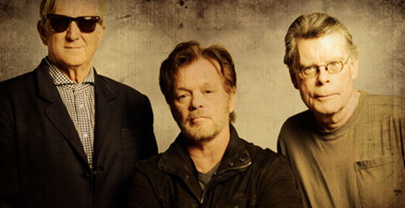 'The Ghost Brothers of Darkland County' collaborators T Bone Burnett, John Mellencamp and Stephen King
