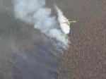 Red Lake firefighting