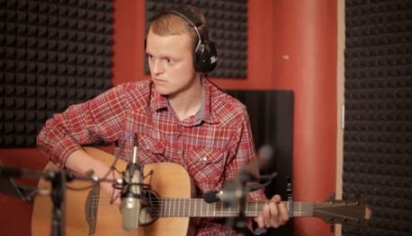 Zach Sobiech performs 'Clouds'