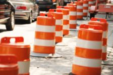 construction cones use small