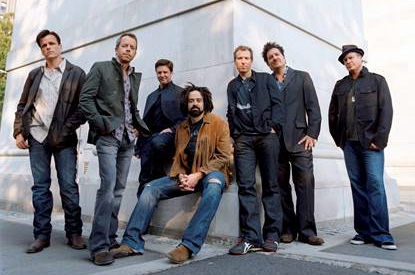 Counting Crows (photo -- agency image)