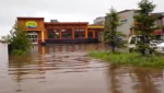 grand marais flooding