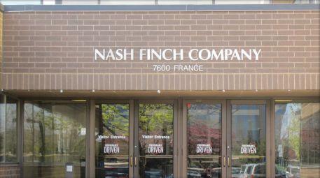 Nash Finch (green)