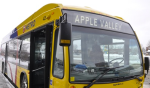 red line apple valley bus