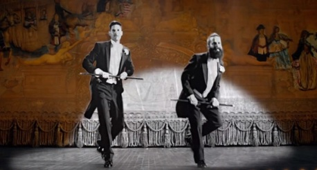 Capital Cities 'Safe and Sound' (photo -- Capitol Records)