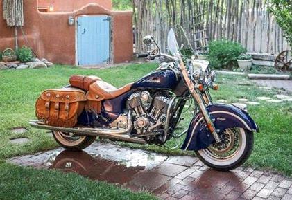 2014 Indian Motorcycle Vintage