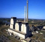 Sherco power plant