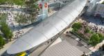 target field transit hub