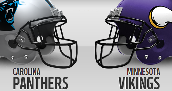 Image result for Minnesota Vikings vs. Carolina Panthers